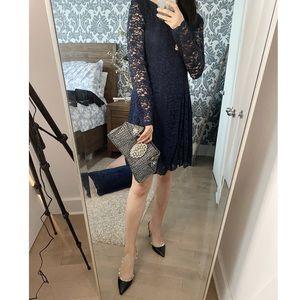 Classic DVF Lace dress